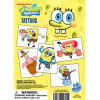 SpongeBob Square Pants Mini Tattoos-1.1 Inch Capsules