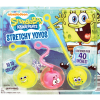 "SpongeBob SquarePants Stretchy Yo Yos.-2.2"" Toy Capsules"