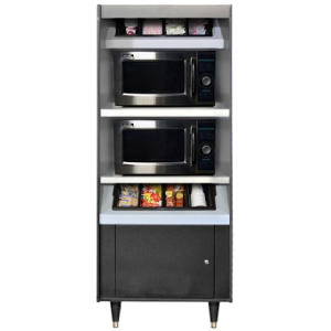 27 Condiment-Microwave Stand Model 272-2-N-L