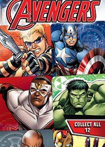 Avengers Assemble #3 Sticker-Vending Refill