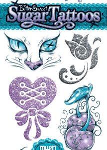 BitterSweet Purple Sugar Tattoos - Vending Tattoo Refill
