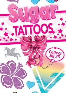 Sugar Tattoos 15- Vending Tattoo Refill