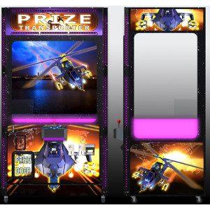 THUNDER HAWK-Crane Skill Claw Arcade Merchandiser