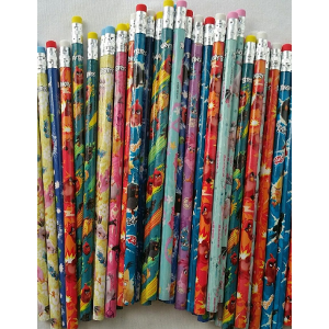 Angry Bird Assorted #2 Wood Pencils