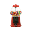 "11"" Metal-Glass-Gumball-Candy Bulk Vending Dispenser"