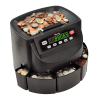 Cassida Model C-200 Coin Counter-Sorter-Wrapper