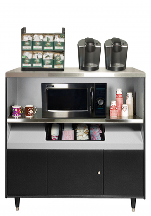 AS-SS-1 Condiment Stand