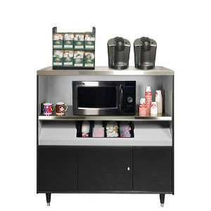 AS Condiment-Microwave-Coffee Stand Model SS-1