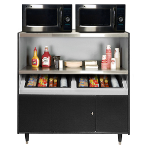 AS Condiment-Microwave-Coffee Stand Model SS-2