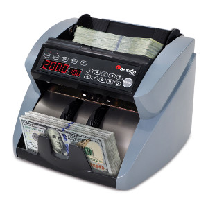 Cassida 5700 UV-MG Currency Counter Plus ValuCount