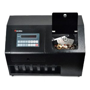 Cassida C900 Ultra Heavy Duty Coin Counter-Sorter