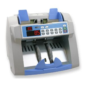 Cassida 85-Basic Ultra Heavy Duty Currency Counter