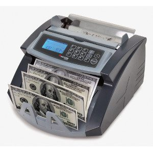 Cassida 5520 UV Currency Counter Featuring ValuCount