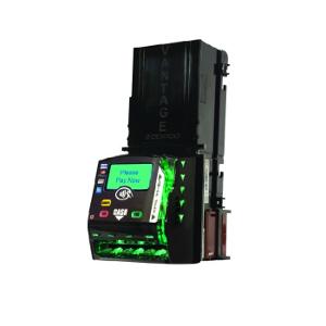 Vantage® VRX Credit Debit Card Reader-Bill Acceptor-Stacker