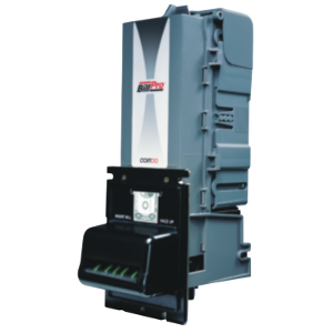Coinco's BillPro™ Series Bill Acceptor-expandable FlexStack™ Bill Box