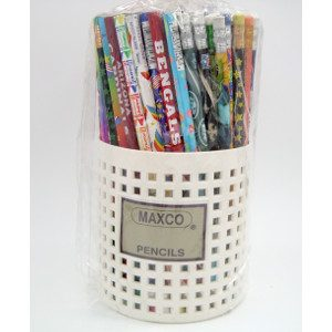 Mega Mix Pencils Assorted 144 Count