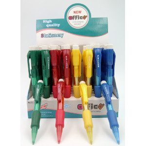 Mighty Mite Mechanical Pencils Four Colors 48 Count