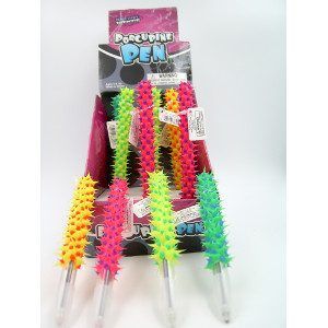 Porcupine Pens Four Colors 12 Count