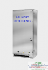 Three Select Laundry Detergent Vending Machine-Stainless Steel