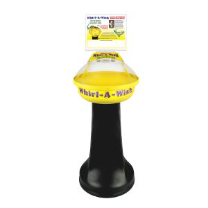 Whirl-A-Wish® Coin Funnel Spiral Wishing Well Vortex-Fund Raising