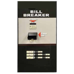 Triad TC 500FL-4 Bill to Bill Breaker Base Unit with 4 Cassettes (2000 Notes Total)