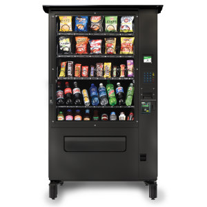 High Security 24-7 Outdoor Chill 38 Select Snack & Beverage Combination